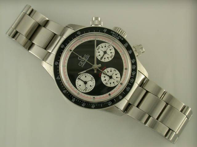 Vintage Rolex Daytona Cosmograph Paul Newman Rare Watch ...