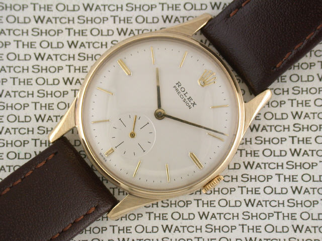 Rolex Watches at The Old Watch Shop, UK