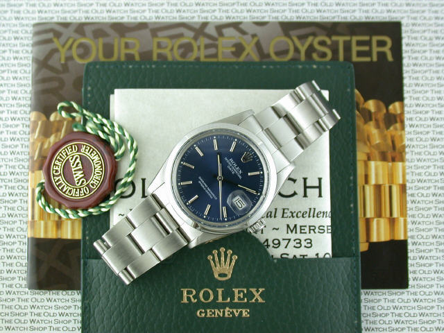 88e8dbcccdc Rolex Watches at The Old Watch Shop, UK