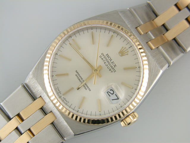 Swiss Made Rolex Datejust