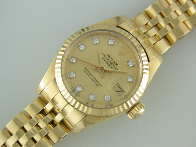 Rolex Oyster Perpetual Datejust Price Womens