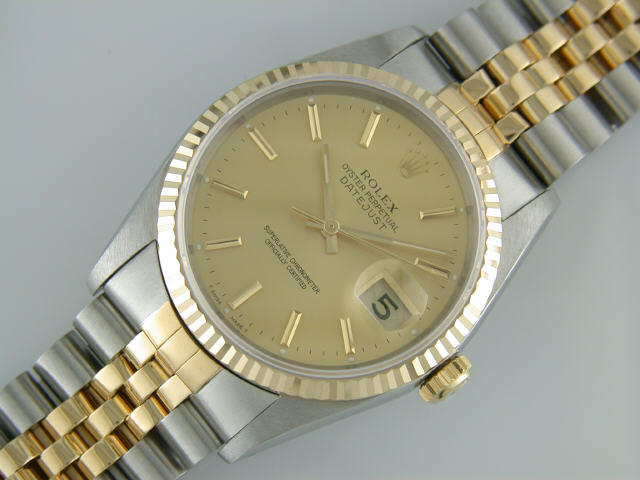Rolex oyster perpetual day date superlative chronometer officially certified in Auckland